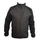 TOP E-Hunter JBR steppelt őszi-tavaszi bélelt dzseki, barna