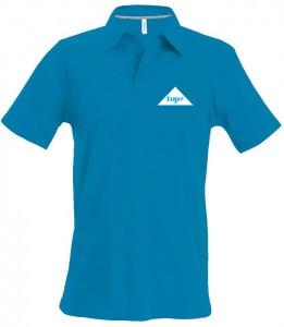 TOP hímzett galléros póló termék fő termékképe