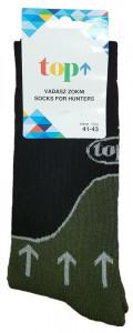 TOP HUNTER2 Vadász zokni termék fő termékképe