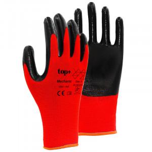 TOP Mechanic nitril red védőkesztyű termék fő termékképe