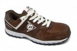 Dunlop  Flying Arrow barna S3 cipő