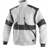 Luxy Eda kabát szürke-fehér