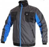 Phoenix Perseus kabát, szürke/kék
