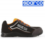 Sparco Nitro munkavédelmi cipő szürke S3