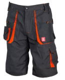 Urgent -A fekete/narancs rövidnadrág
