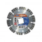 Norton Clipper Gyémánt Vágókorong X-Lock Universal Laser (Ø115-125  mm)