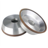 Norton Gyémánt Köszörűkorong Ø100x3x10 mm ASD126 R75 B99