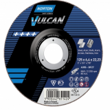 Norton Vulcan Fém Lágy Tisztítókorong 125x6,4x22,23mm