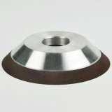 Norton Gyémánt Köszörűkorong Ø100x2x6 mm ASD126 R75 B99