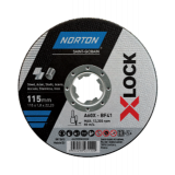 Norton X-Lock Vágókorong 115x1,0x22,23mm