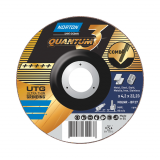 Norton Quantum 3 Fém-Inox Tisztítókorong 125x4,2x22,23mm