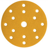Norton Csiszolókorong Tépőzáras 14+1 lyukas A290 P220