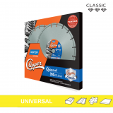 Norton Clipper Universal 80TH BIRTHDAY Gyémánt Vágókorong (350x25,4 mm) 2db/ szett