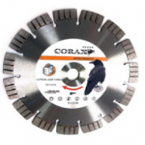 Corax Prémium Laser Turbo Gyémánt Vágókorong (Ø 400x25,4 mm)