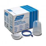 Norton Eldobható Készletek (edény/fedél/gyűrű/kupak) (250 ml/125μ) 48 garnitúra