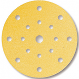 Norton Gold Reserve A296 tépőzáras csiszolópapír P180, 100 db/csomag