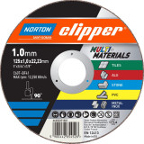 Norton Clipper Multimaterial Vágókorong 125x1,0x22,23mm