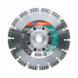 Norton Clipper Gyémánt Vágókorong Pro Granite Turbo (Ø 180x22,23 mm)