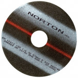 Norton Preciziós Gépipari Erősítés nélküli Vágókorong 200x1,6x20 mm 57A 60 P B25