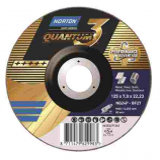 Norton Quantum 3 Fém-Inox Tisztítókorong 150x7,0x22,23mm