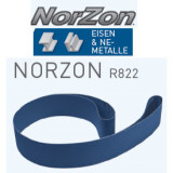 Norton Csiszolószalag Asztali Csiszológépekhez Norzon R822 75x2500mm P40
