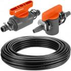 GARDENA Micro-Drip-System csövek és zárószelepek