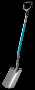 Gardena ClassicLine kerekített ásó termék fő termékképe