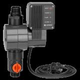 Elektronikus nyomáskapcsoló szárazüzem elleni biztosítással