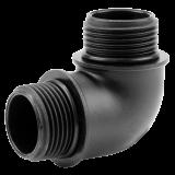 """Búvárszivattyú csatlakozóelem, 33.3 mm (G 1"""") / 33.3 mm (G 1"""")"""