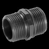 """Szivattyú csatlakozóelem, 33.3 mm (G 1"""") / 33.3 mm (G 1"""")"""