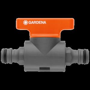 Original GARDENA System csatlakozóelem szabályozószeleppel termék fő termékképe