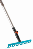 Gardena CS combisystem gereblye fa nyéllel készletben, 20db/csomag (display)