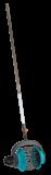 CS combisystem gyümölcsfelszedő fa nyéllel készletben, 10 db (display)
