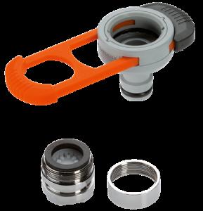 Original GARDENA System adapter beltéri vízcsaphoz termék fő termékképe