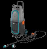 Gardena AquaClean Li-40/60 akkumulátoros magasnyomású mosó készlet (akku és töltő nélkül)