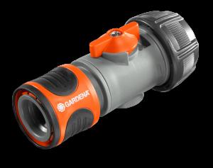 """Original GARDENA System zárószabályozó, 19 mm (3/4"""") tömlőkhöz termék fő termékképe"""