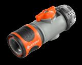 """Original GARDENA System zárószabályozó, 13 mm (1/2"""") tömlőkhöz"""