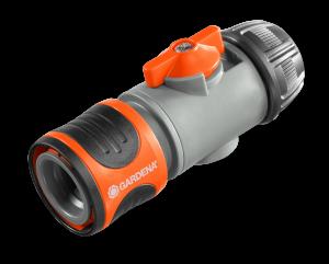 """Original GARDENA System zárószabályozó, 13 mm (1/2"""") tömlőkhöz termék fő termékképe"""