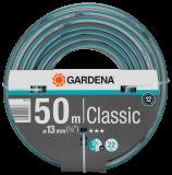 """Gardena Classic tömlő, 13 mm (1/2""""), 22 bar, 50m/tekercs"""