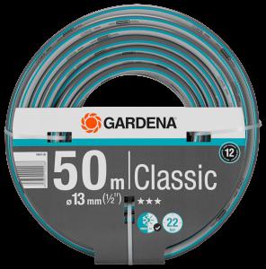 """Gardena Classic tömlő, 13 mm (1/2""""), 22 bar, 50m/tekercs termék fő termékképe"""