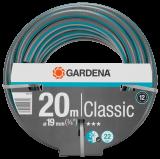 """Gardena Classic tömlő, 19 mm (3/4""""), 22 bar, 20m/tekercs"""