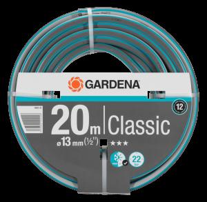 """Gardena Classic tömlő, 13 mm (1/2""""), 22 bar, 20m/tekercs termék fő termékképe"""
