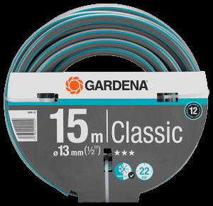 """Gardena Classic tömlő, 13 mm (1/2""""), 22 bar, 15m/tekercs termék fő termékképe"""