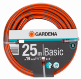 "Gardena Basic tömlő, 19 mm (3/4""), 20 bar, 25 m/tekercs"