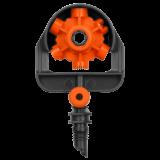 Gardena Micro-Drip-System 6-állású permetező fúvóka, 2db/csomag