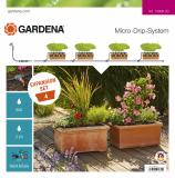 Gardena Micro-Drip-System bővítő készlet cserepes növényekhez, XL méret