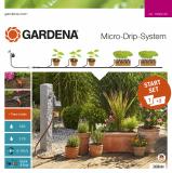 Gardena Micro-Drip-System indulókészlet cserepes növényekhez, M automatic