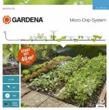 Gardena Micro-Drip-System indulókészlet virág- és növényágyásokhoz