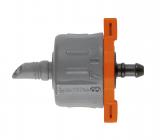 Gardena Micro-Drip-System szabályozható, nyomáskiegyenlítős végcsepegtető, 1-8 liter/óra, 5db/csomag