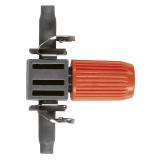 Gardena Micro-Drip-System szabályozható sorcsepegtető, 0-10 liter/óra, 10db/csomag
